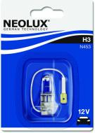 Лампа галогенна Neolux Standart H3 PK22s 12 В 55 Вт 1 шт 3200 K