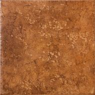Плитка InterCerama Bari коричнева темна 07 032 35x35
