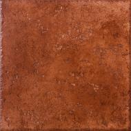 Плитка InterCerama Bari червоно-коричнева 07 034 35x35