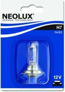Лампа галогенна Neolux Standart H7 PX26d 12 В 55 Вт 1 шт 3200 K