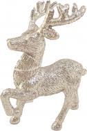 Декоративна фігура Олень MC19-XQ43SCP 12 см