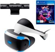Окуляри віртуальної реальності Sony PlayStation VR Camera + VR Worlds
