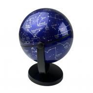 Глобус Созвездие 2D 10,6 см синий
