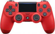 Геймпад бездротовий Sony PlayStation Dualshock v2 magma red