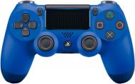 Геймпад бездротовий Sony PlayStation Dualshock v2 wave blue