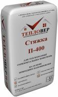 Стяжка для підлоги ТЕПЛОВЕР П-400 12кг
