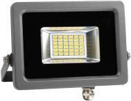 Прожектор Globo 20 Вт IP65 сірий 34213