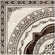 Плитка Golden Tile Вулкано бежевий декор Д11301 40x40