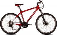 "Велосипед 26"" Corrado Carrera червоний 03121"