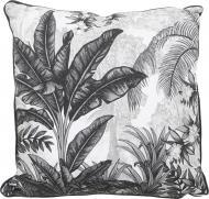 Подушка декоративна Koopman листя 45x45 см