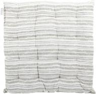 Подушка декоративна Koopman сіра в смужку 40x40 см