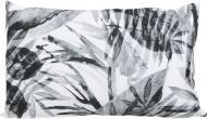 Подушка декоративна Koopman з принтом листя 30х50 см