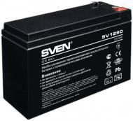 Акумуляторна батарея  Sven (12V 9Ah) SV 1290