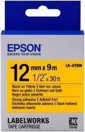 Картридж зі стрічкою Epson LabelWorks LK4YBW9