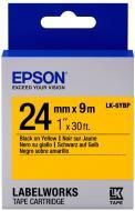 Картридж зі стрічкою Epson LabelWorks LК-6YBP