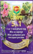 Добриво мінеральне Compo 5 в 1 мікс для посадки рослин 40 г