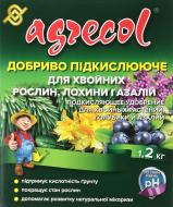 Добриво мінеральне Agrecol для хвойних рослин, чорниці та азалії 1,2 кг