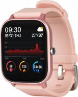 Смарт-часы Globex Smart Watch pink (Me Pink)