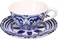 Чашка с блюдцем Actual 02 165 мл Matceramica