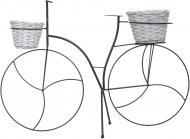 Підставка для рослин Koopman Велосипед 92х28x56 см
