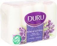 Мило Duru Pure&Natural Лаванда 340 г 4 шт./уп.
