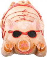 Фігура садова Свинка в купальнику