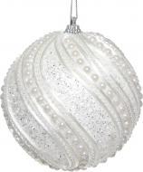 Шар пластиковый d100 SDA85810W белый