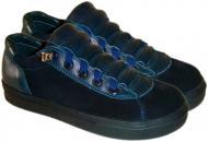 Туфлі для хлопчиків для хлопчика Bistfor р.36 чорний із синім 85101/48/223 демісезон