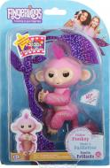 Іграшка інтерактивна Wow Wee гламурна ручна рожева Fingerlings W3760/3764