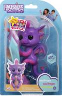 Іграшка інтерактивна Wow Wee ручний фіолетовий дракончик Fingerlings W3580/3582