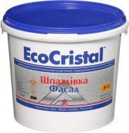 Шпаклевка EcoCristal Фасад ІР-21 7,5 кг