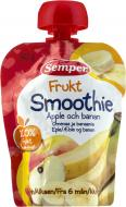Пюре Semper Смузі з яблук і банана