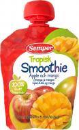 Пюре Semper Смузі з яблук і манго