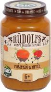 Пюре Rudolfs Гарбуз-яблуко 4751017940044