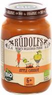 Пюре Rudolfs Яблуко-морква 4751017940518