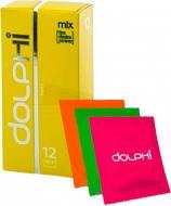 Презервативи Dolphi LUX Mix 12 шт.