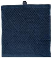 Салфетка махровая 30x30 см темно-серый GM Textile