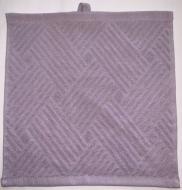 Салфетка махровая GM TEXTILE 30x30 см светло-сиреневый GM Textile
