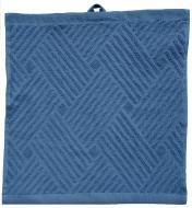 Салфетка 30x30 см пепельный GM Textile