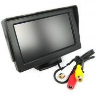 Монитор для камеры заднего вида Terra LCD Color 5 дюймов Черный (mt-21)