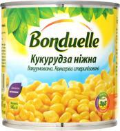 Кукурудза Bonduelle ніжна вакуумована 425 мл 340 г