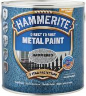 Эмаль Hammerite молотковая темно-зеленый 0,75л