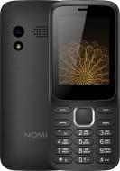 Мобільний телефон Nomi i248 black