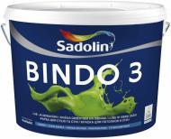 Краска Sadolin Bindo 3 WO белый 10л
