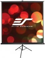 Проекційний екран Elite Screens T120UWH 267x150/16:9 на тринозі