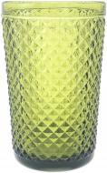 Склянка висока Corn 350 мл зеленый 350 мл 1 шт. Fiora