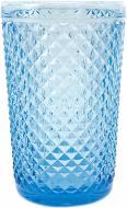 Стакан высокий Corn 350 мл голубой Fiora