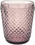 Склянка низька Corn 290 мл розовый 290 мл 1 шт. Fiora