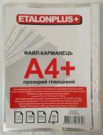 Файли А4+ 40 мкм, 100шт./упак Еталон