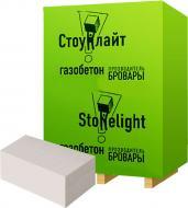 Газобетонний блок СТОУНЛАЙТ 600x200x300 мм D-500 гладкий
